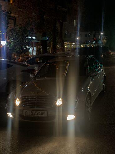 Mercedes-Benz E 220 2.2 л. 2003