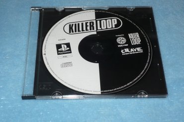 PlayStation 1  One - KILLER LOOP - Kucevo