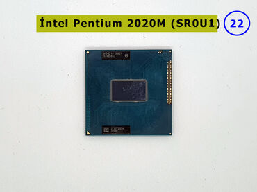 Intel® Pentium® 2020M (SR0U1)➤ Noutbuk üçün prosessor➤ 2 Мb keş, 2,40