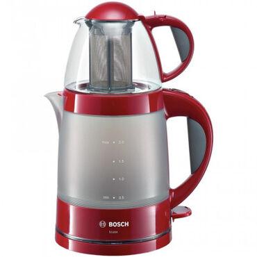 Elektrik çaydanları - Azərbaycan: Bosch elektrik caydan caynik desti. teze