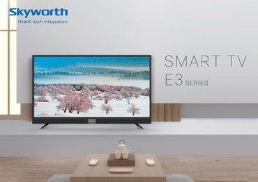 Skyworth 40 smart 15 334 сом    3 года гарантии в Лебединовка