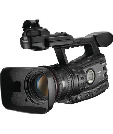 Stilo - Srbija: Canon XF305 Professional Camcorderin box;Canon XF305 Professional