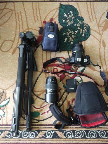 Printer canon lbp2900 - Кыргызстан: Canon 500d фотоаппарат полный комплект в идеальном состоянии штатив