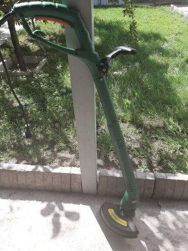 газонокосилка в аренду бишкек в Кыргызстан: Ручная газонокосилка состояние нового прошу2200 всё в комплекте
