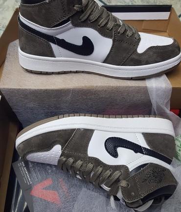 Кроссовки и спортивная обувь - Лебединовка: Nike Air J размер 36 по 44