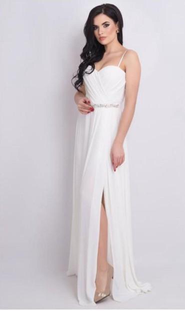 Продается стильное свадебное платье в хорошем состоянии, надевала 1