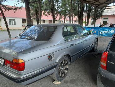 BMW - Azərbaycan: BMW 730 3.1 l. 1989   258632 km