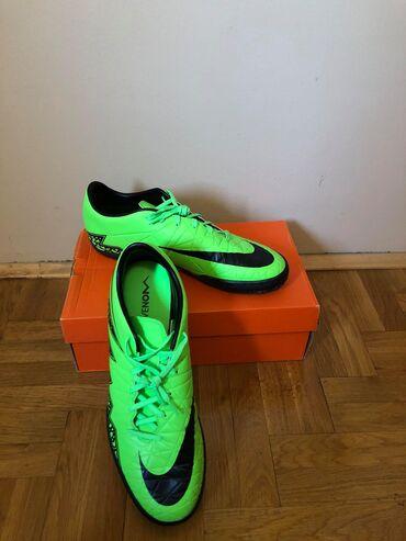 Kopačke | Srbija: Nike Hypervenom 46 NovoNike Hypervenom.Patike su NOVE i ORIGINAL!Imam