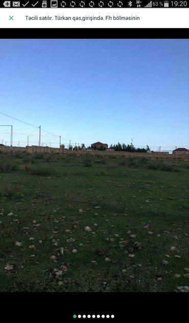 Xırdalan şəhərində Yeni Hòkmàlidà 15 sot torpaq sahàsi tàcili satilir.1 sotu 500manat