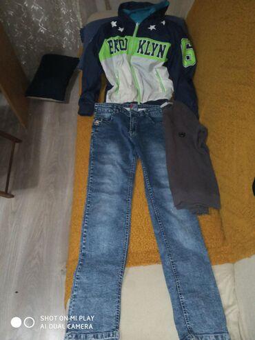 Ostala dečija odeća | Zajecar: Komplet jakna sarmerice I duksici sve za 2500