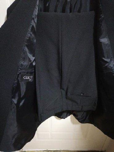 Muška odeća | Kovacica: Musko odelo br 54,kao novo, jednom obuceno, pantalone, kosulja prsluk