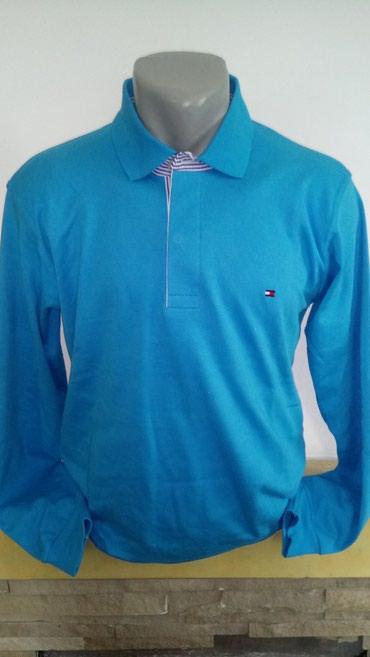 Muška odeća | Novi Banovci: Tommy Hilfiger pamucna muska bluzica sa kragnicom. Dostupna jos samo u