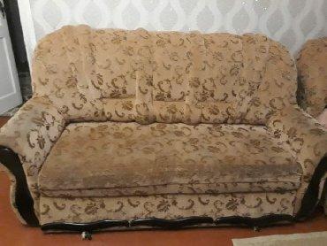 Ev və bağ Sumqayıtda: Salam hamısi bir yerde satilir mosnu divanlardi