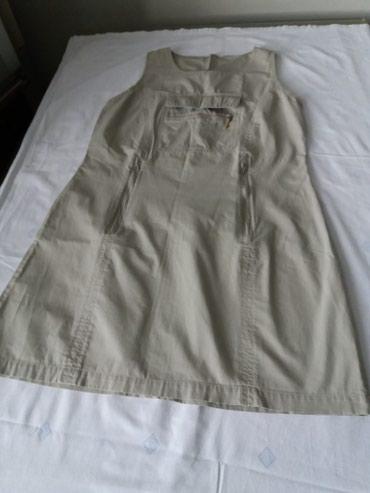 Drap haljina, Nova, velicina L duzina 87cm - Bor