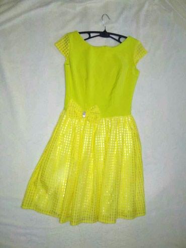 Платье размер 40-42 (подойдет на лет 10-12)состояние отличное в Бишкек