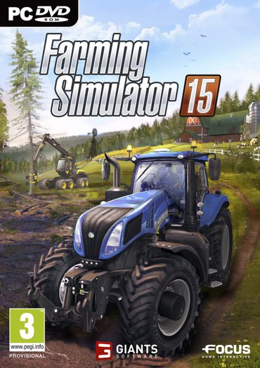 Farming simulator 2015 igrica za pc.Ne za playstation. - Nis