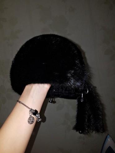 Головной-убор-норковые - Кыргызстан: Норковая шапка Брали в Якутии