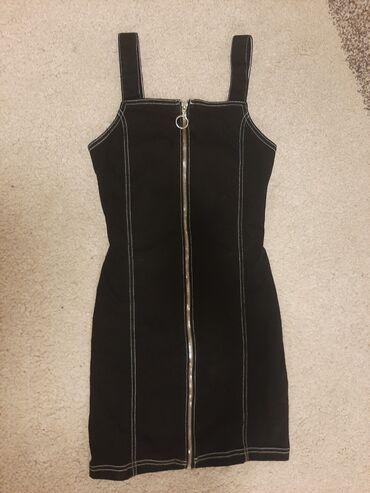 Teksas haljina tally weijl, nikad nosena samo skinuta etiketa, placena