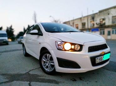 Bakı şəhərində Chevrolet Aveo 2014