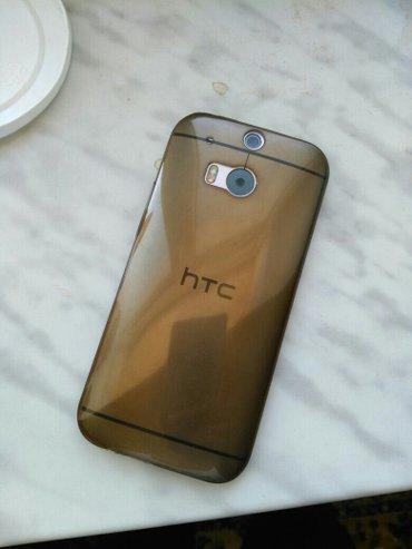 Bakı şəhərində HTC one M8 .Har Bir aksesuari ustunda verilir.Alava 2 adad kaburasi