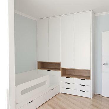 Мебель на заказ по индивидуальным размерам  Кратчайшие сроки не прив