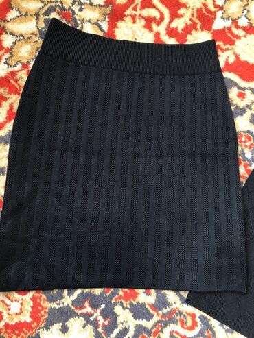 Классические трикотажные юбки  Размер: М