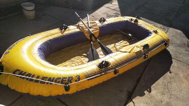 Водный транспорт - Кыргызстан: Продаю лодку. Большая хорошая, лодка. Хорошее состояние. В комплекте