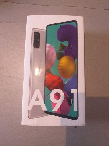 samsung gts в Кыргызстан: Срочно продаётся !!! Samsung galaxy a91 128гб (под оригинал)
