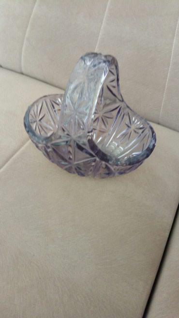 Korpa kristal Nova - Kucevo