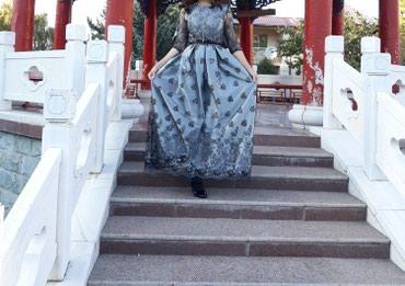 Новое платье, купила за 3000 отдам за 1500. Одевала один раз. в Бишкек