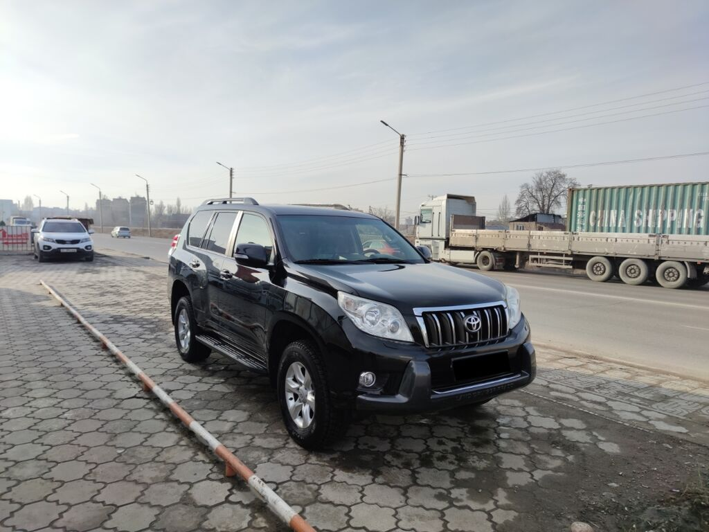 Toyota Land Cruiser Prado 2.7 л. 2010 | 140000 км: Toyota Land Cruiser Prado 2.7 л. 2010 | 140000 км