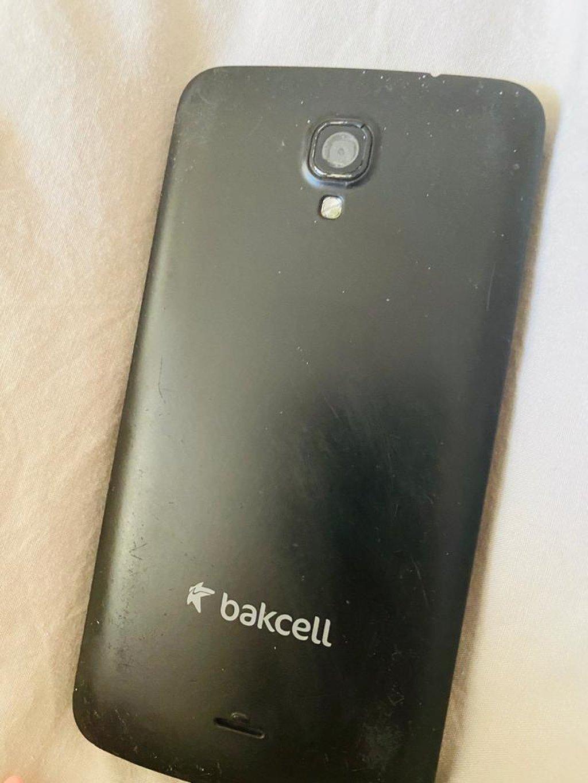 Bakcell smartfon android 4