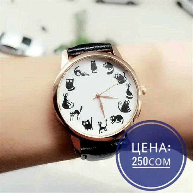 Часы в бишкеке