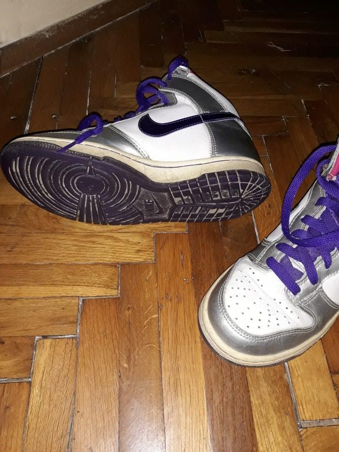 Nike patike, broj 38,5 (dužina gazišta 24cm).. Photo 2