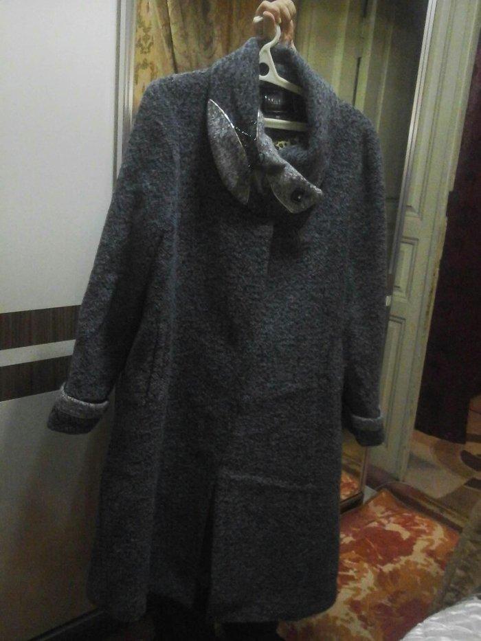 Bakı şəhərində Qadin  paltosu  52  razmer