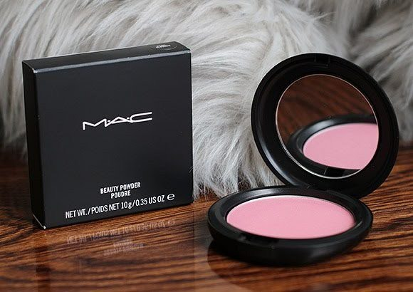 Mac pearl blossom blush limited edition