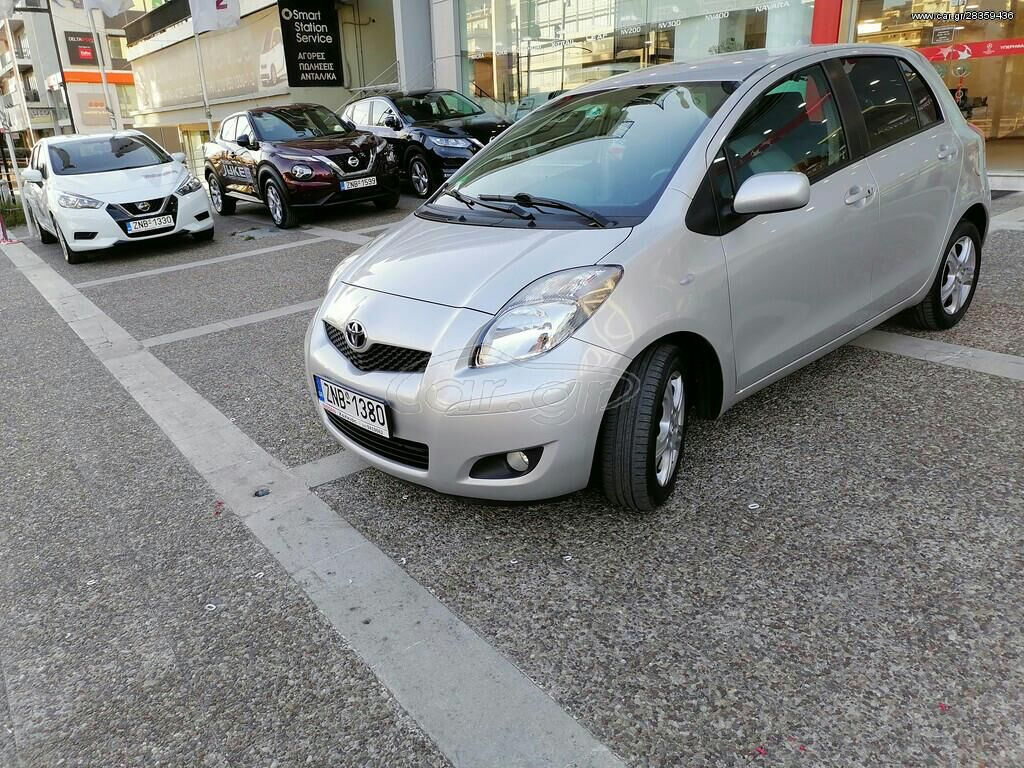 Toyota Yaris 1.4 l. 2011 | 115000 km