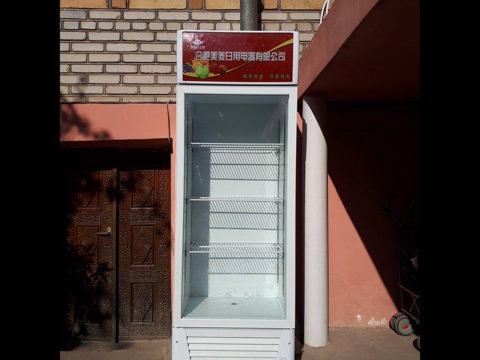 Холодильник витрина неделя использовали почти новый в Ош