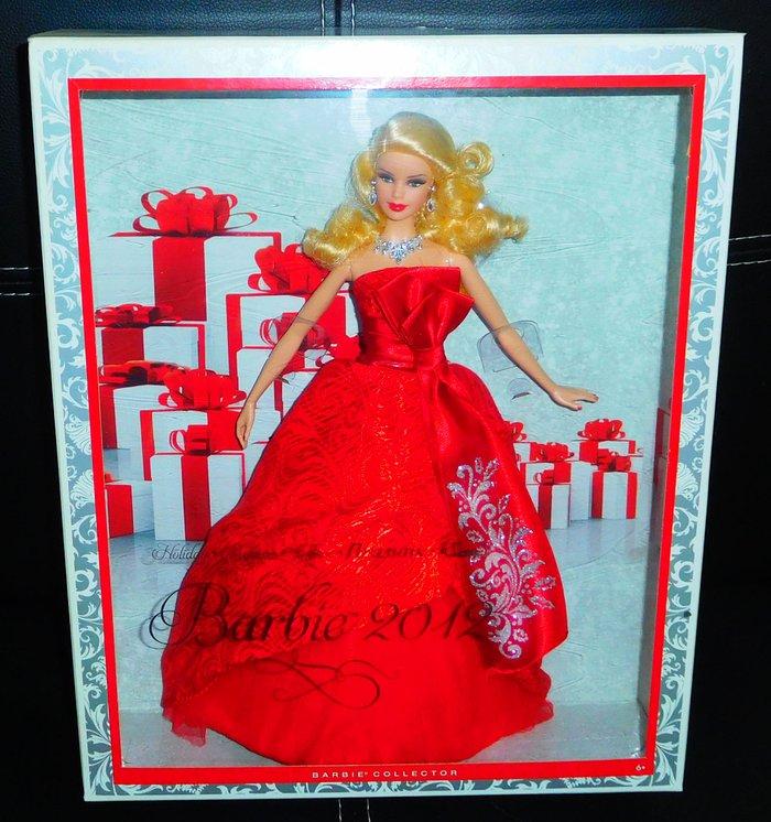 Συλλεκτικη' ''Barbie Holiday 2012''  'αθικτη στο σε Αθήνα