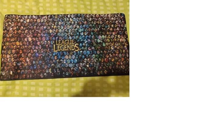 Πωλείται mousepad league of legends αχρησιμοποίητο Τιμή συζητήσιμη σε Ιωάννινα