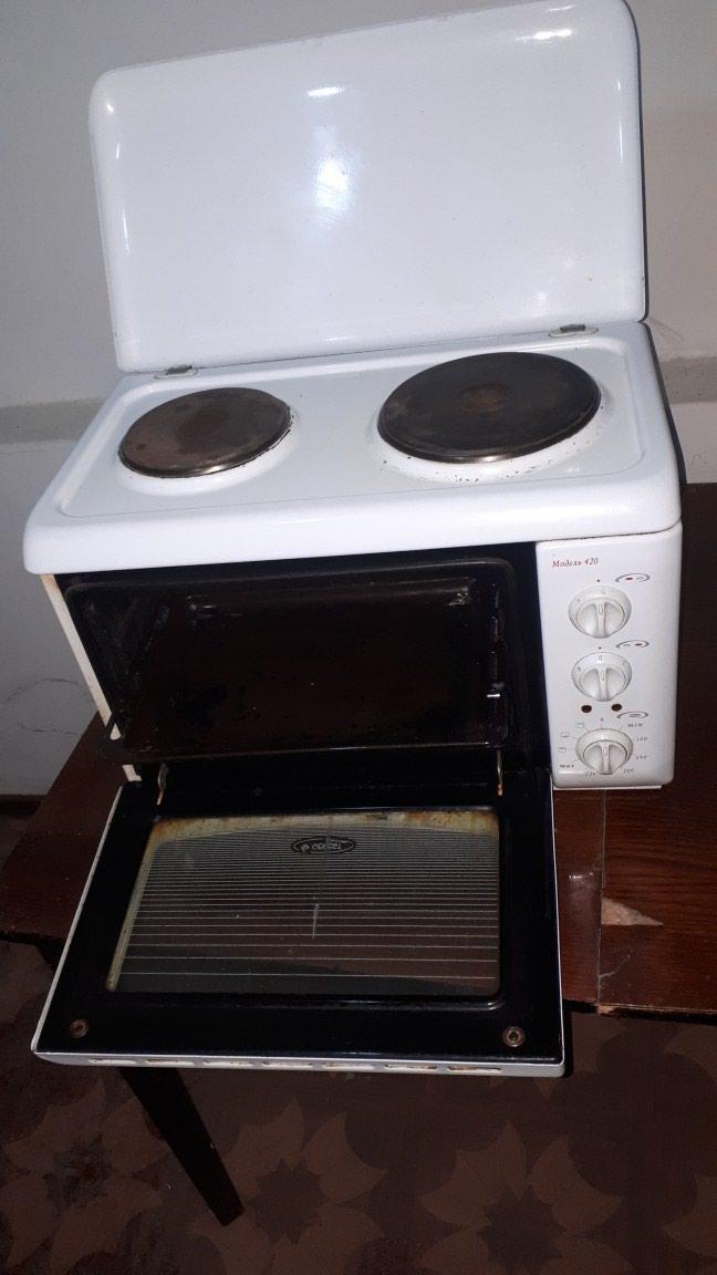 Духовая печь Gefest 420 сверху 2 комфортки все работает на 100%. Photo 2