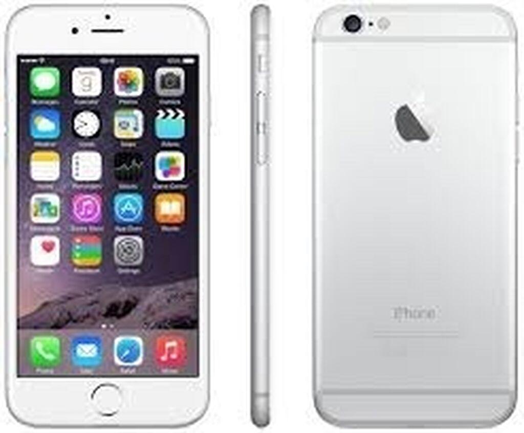 Б/У iPhone 6 64 ГБ Серебристый: Б/У iPhone 6 64 ГБ Серебристый