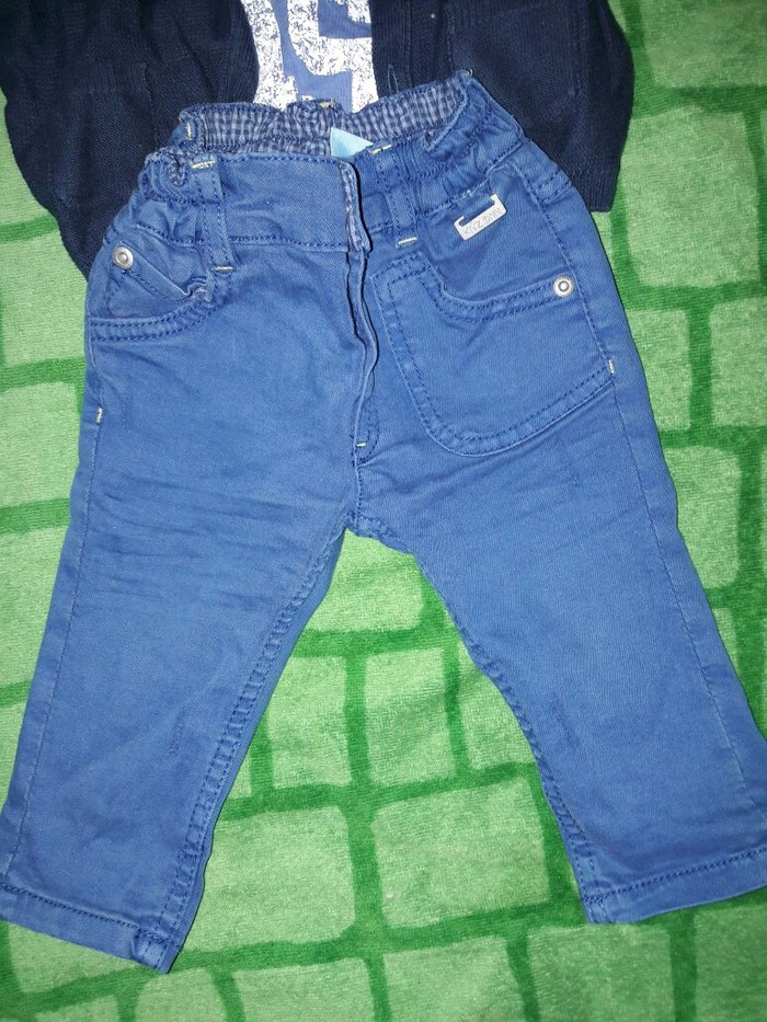 fenomenalnee KANZ farke/pantalonice nosene nekoliko puta - Leskovac