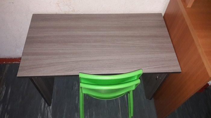 Детский стол+2 стула в Бишкек