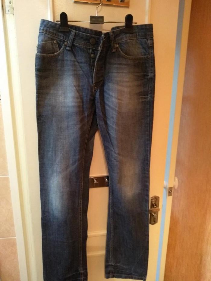 Продаю мужские джинсы, состояние идеальное, брали США: Продаю мужские джинсы, состояние идеальное, брали США