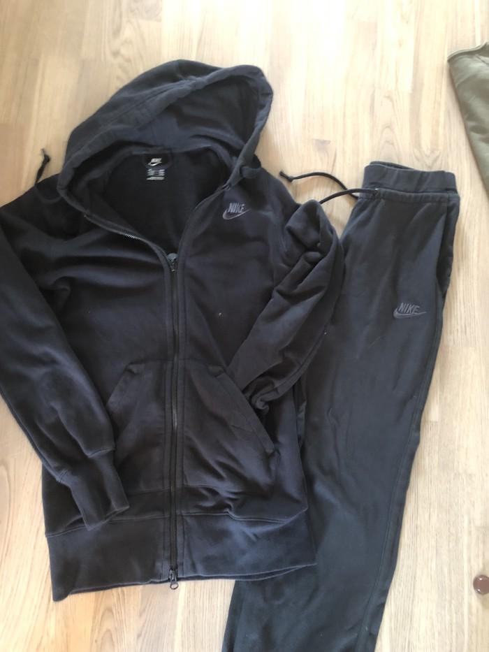 b9a8f669 Спорт костюм найк! Оригинал! С европы! Размер С|Xs! за 2600 KGS в ...