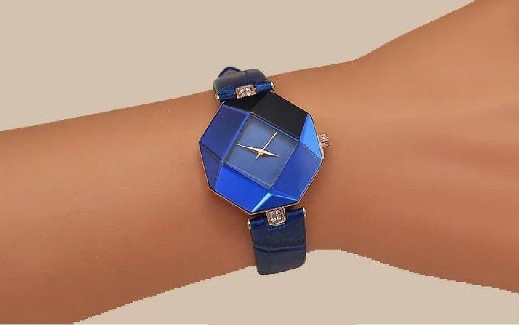 Синие Женские Наручные часы Seiko в Баку