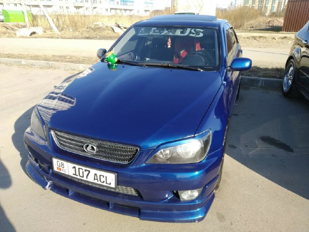 Lexus IS 3 л. 2001 | 160000 км