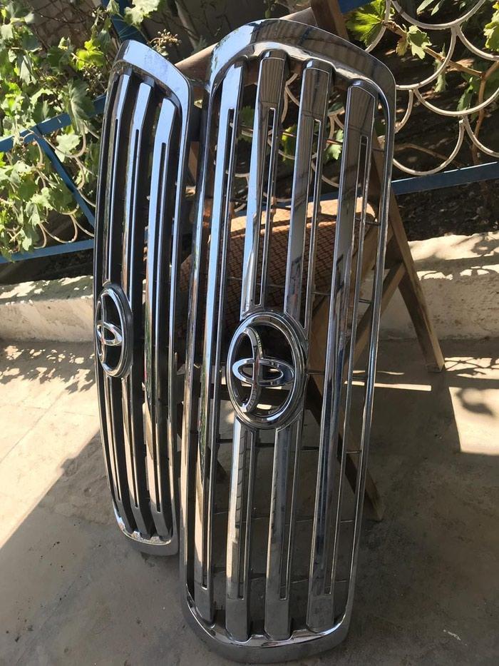 Land Cruiser 200. 2012. radiator barmagligi, zavadskoy. 2 eded var. . Photo 2