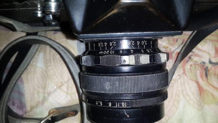 Fotoaparat Zenit s aksesuarami za vse 30 manat.rabotayet bez problem. Photo 3